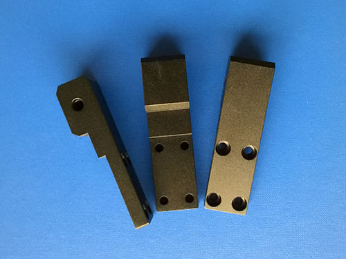 Al-alloy precision parts25X40X80